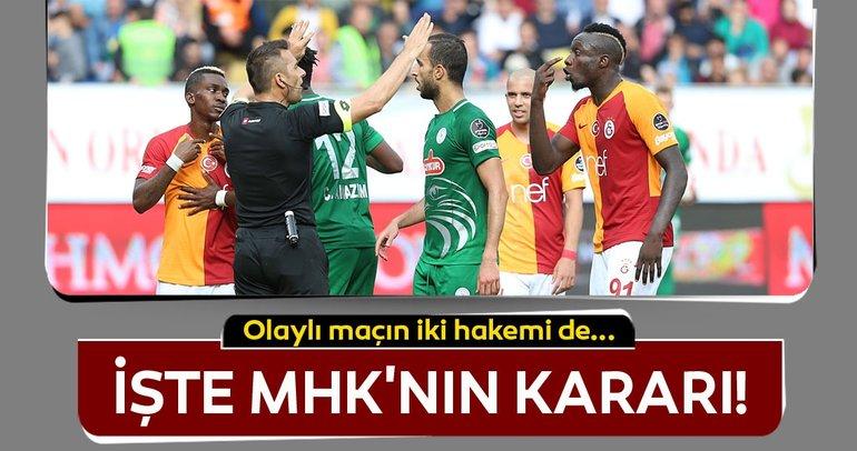 Serkan Çınar ve Alper Ulusoy için karar verildi