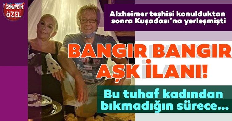 Burçin Orhon doğum gününde eşi Süheyl Uygur'a böyle seslendi!  Alzheimer teşhisi konulduktan sonra Kuşadası'na yerleşmişti!