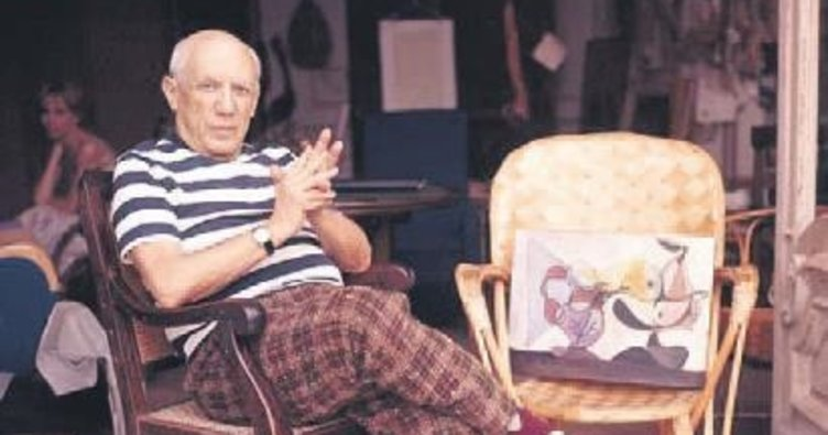 Picasso'nun yüzüğü satılıyor