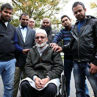 Yeni Zelanda katliamında eşini kaybetmişti! Teröristin ailesine mesajı...