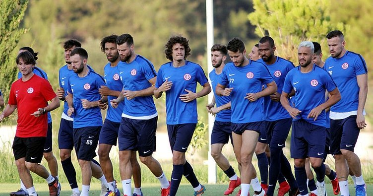 Antalyaspor 2 transfer yapacak