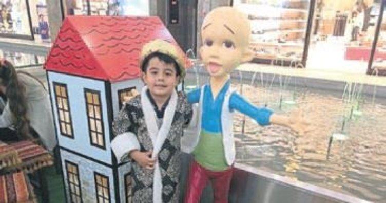 Bayramda çocuklara özel etkinlikler