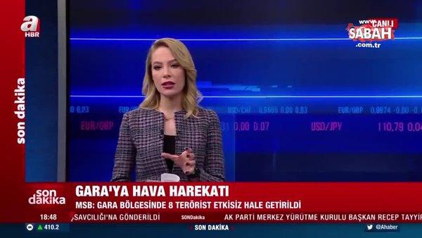 Son dakika: Gara'da 8 terörist etkisiz hale getirildi | Video