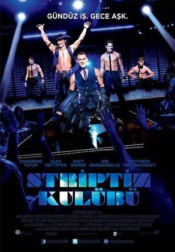 Striptiz Kulübü filminden kareler