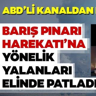 ABD'li haber kanalı ABC, Türkiye'yi kötüleyeyim derken rezil oldu!