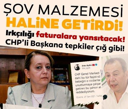 AK Parti'li Aydın'dan Bolu Belediye Başkanı Özcan'a tepki!