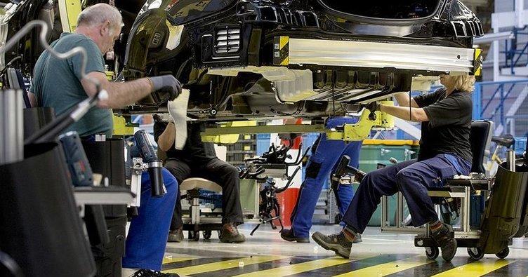 Alman sanayisinde üretim 3 aydır düşüyor