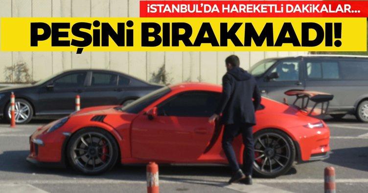 Son dakika: İstanbul Beykoz'da drone'lu denetim! Hemen durduruldu
