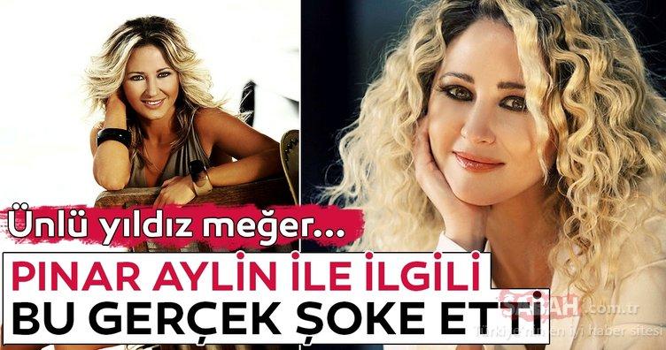 Pınar Aylin ile ilgili bu gerçek şoke etti! Şarkıcı Pınar Aylin...