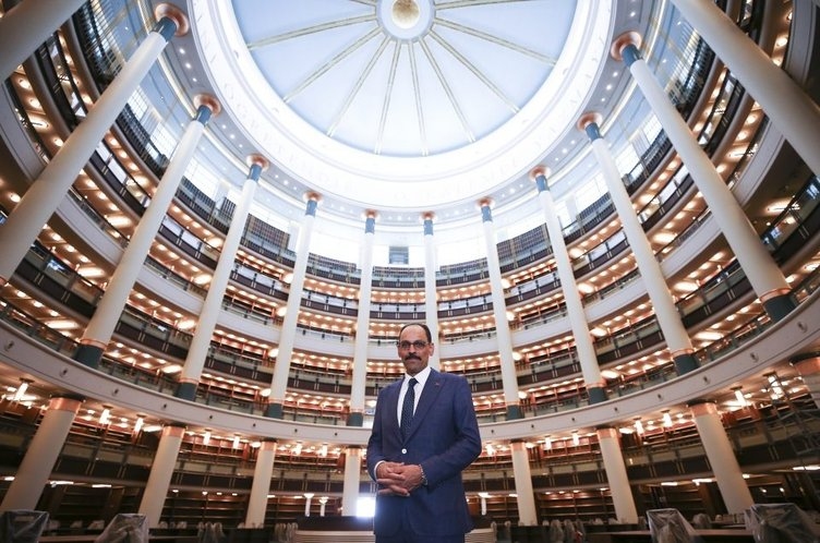 Cumhurbaşkanlığı Kütüphanesi açılıyor! Sayılı günler kaldı