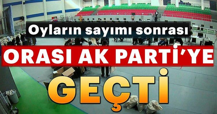 Son dakika: Sincik AK Parti'ye geçti