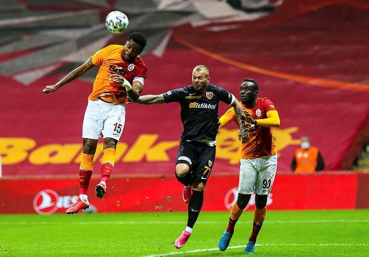Spor yazarları Galatasaray - Kayserispor maçını değerlendirdi