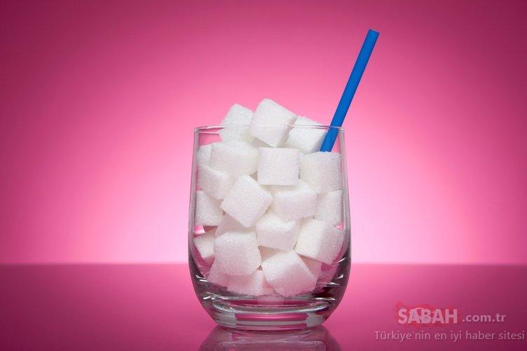 Vücudunuzu 10 günde şekerden arındırmanın yolu!