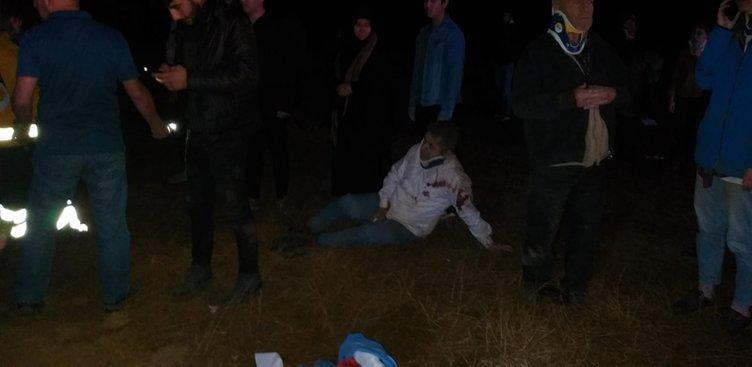 SON DAKİKA! Aksaray'da yolcu otobüsünün devrilmesi sonucu 1 kişi öldü, 37 kişi yaralandı!