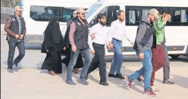 DEAŞ baskınından 3 tutuklama çıktı