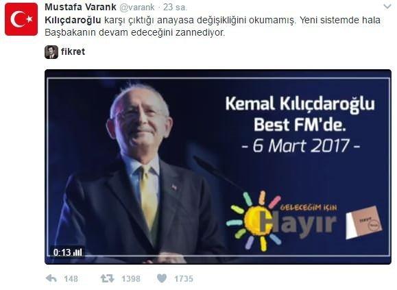 Kılıçdaroğlu'nun son gafı sosyal medyayı salladı!