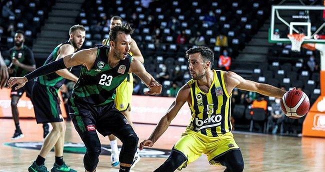 Fenerbahçe Beko sezonu galibiyetle açtı