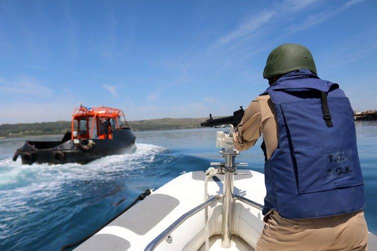 BOTAŞ'ın güvenliği denizden sağlanacak