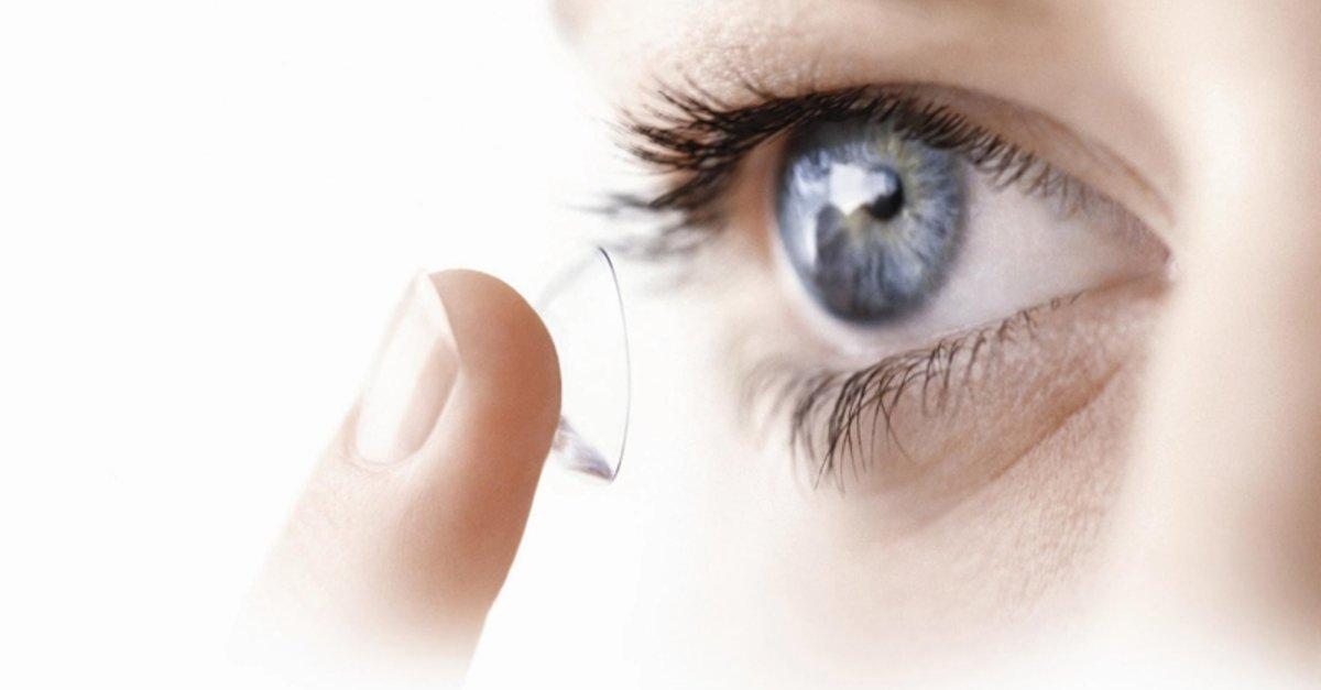 Kontakt lens nasıl kullanılır? Kontakt lens nasıl takılır? - - Sağlık  Haberleri