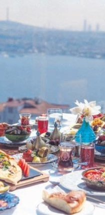 Ramazan lezzetleri sizi bekliyor