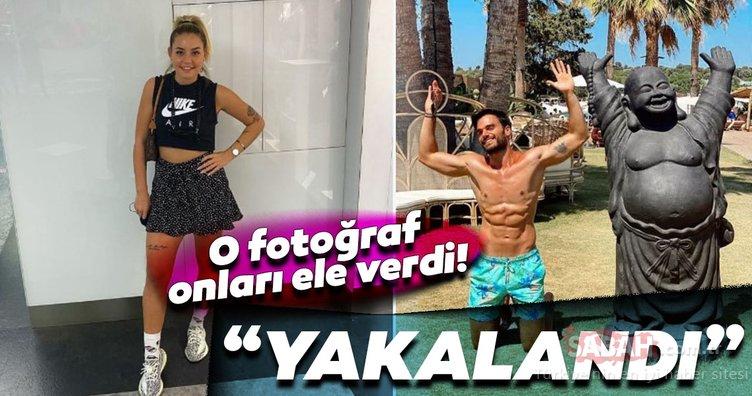 SON DAKİKA | Survivor Aycan ile Survivor Atakan arasında aşk mı başladı? Yakalandıran fotoğraf...