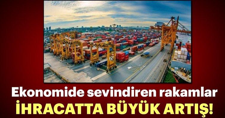 Son dakika: Temmuz ayı ihracat rakamları açıklandı