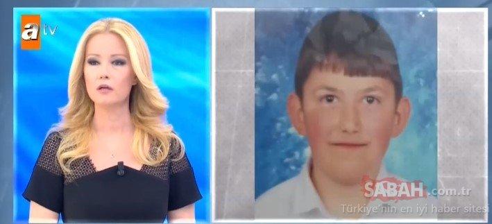 Müge Anlı'nın programından son dakika: 9 yaşındaki Şiar Kılıç'ın öleceğini annesi rüyasında gördü! Canlı yayında şaşırtan sözler...
