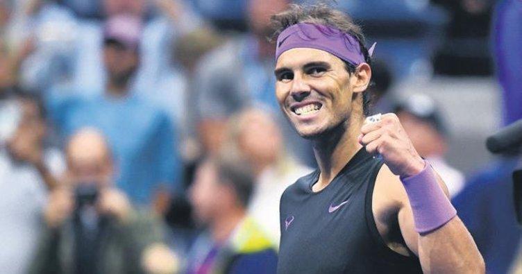 Finalin adı Rafael Nadal-Daniil Medvedev