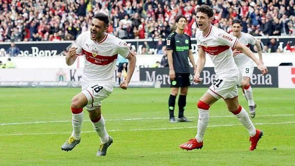 Ozan Kabak Bundesliga'yı sallıyor!