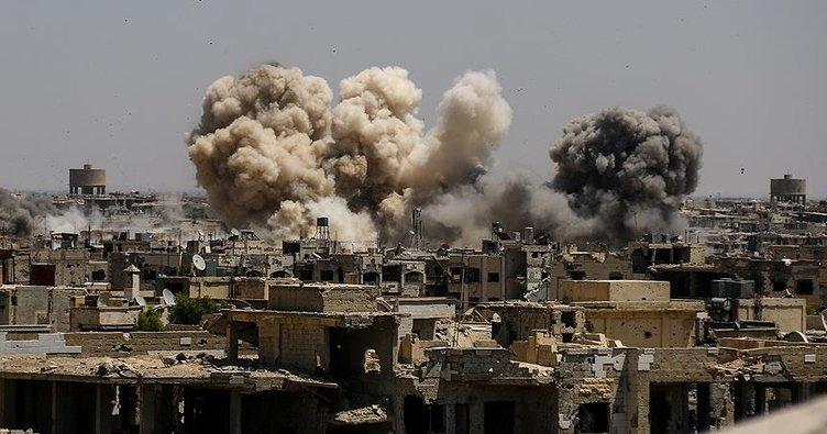 Esad güçleri 'çatışmasızlık bölgeleri'nde sivilleri vurdu!