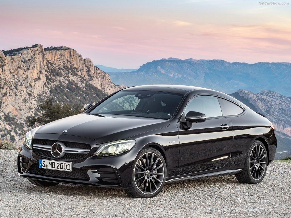 Mercedes Benz Coupe >> Mercedes Benz C43 Amg Coupe 2019 Tanitildi Iste Ozellikleri