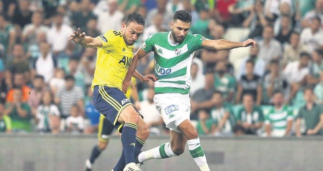 Fenerbahçe Bursa'da kayıp