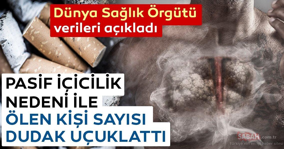 Sigara, yılda 6 milyon kişiyi öldürüyor! - Galeri - Sağlık - 10 Ağustos