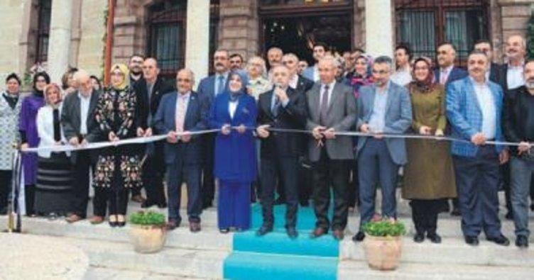Şehrin Tasarım Atölyesi açıldı