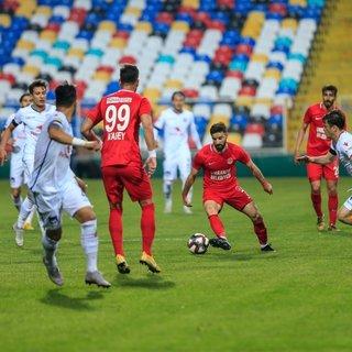 Altınordu 1-2 Ümraniyespor | Maç sonucu