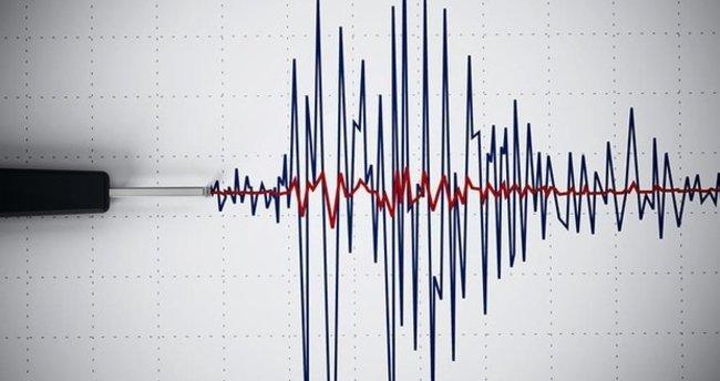 Çorum'da art arda 2 deprem!