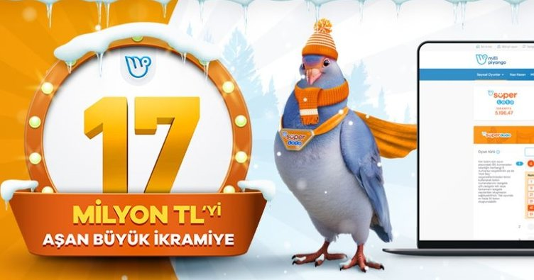 Süper Loto sonuçları AÇIKLANDI! Milli Piyango Online ile 6 Aralık Süper Loto sonuçları - MPİ bilet sorgulama ekranı!