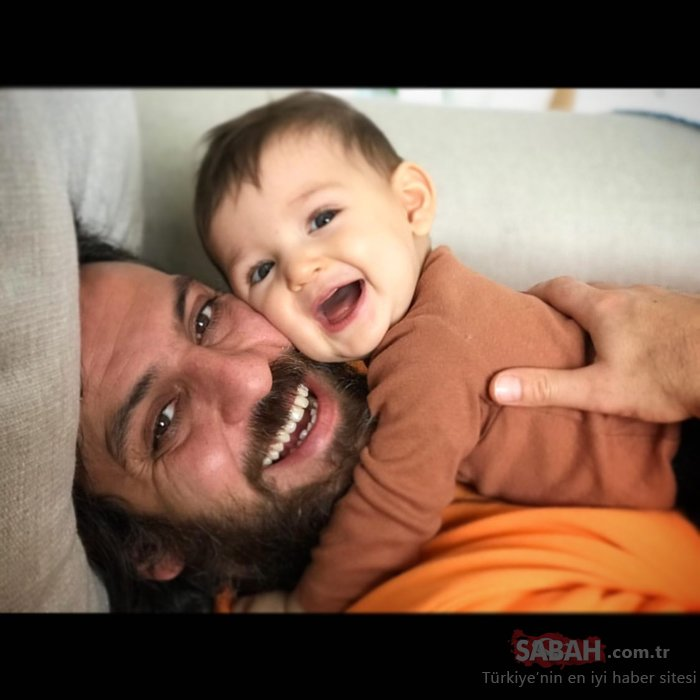 Erkan Kolçak Köstendil paylaştı Marsel babasından rol çaldı! Baba-oğul sosyal medyada ilgi odağı oldu!