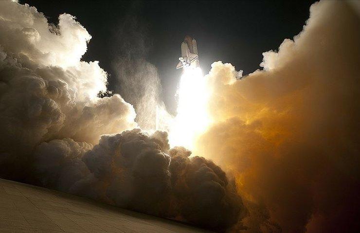 NASA'ya 12 binden fazla kişi başvurdu