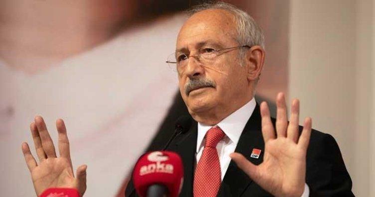 CHP lideri Kemal Kılıçdaroğlu'ndan görülmemiş pişkinlik