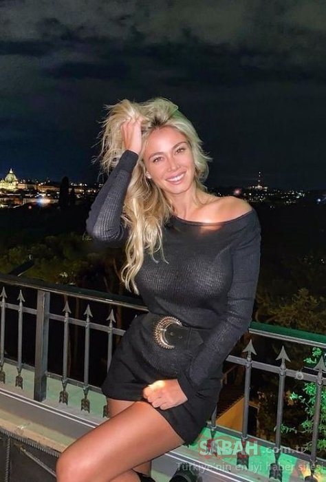 Diletta Leotta'nın Can Yaman'ın kucağında verdiği pozlar İtalyan magazin medyasını salladı! İşte aşk tatilinden yeni kareler...