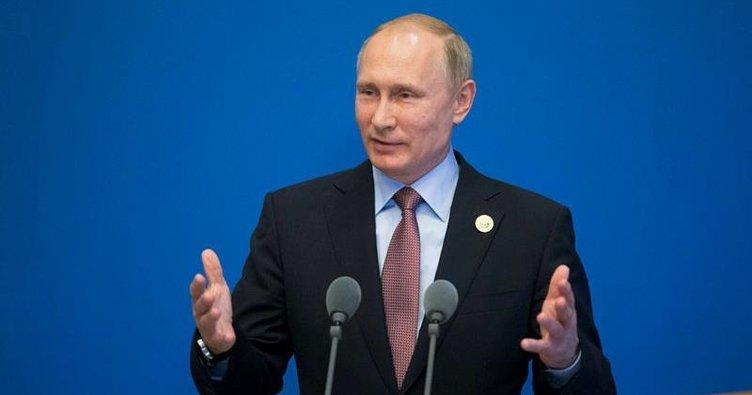 Putin: Suriye'de Kürtlere silah göndermiyoruz