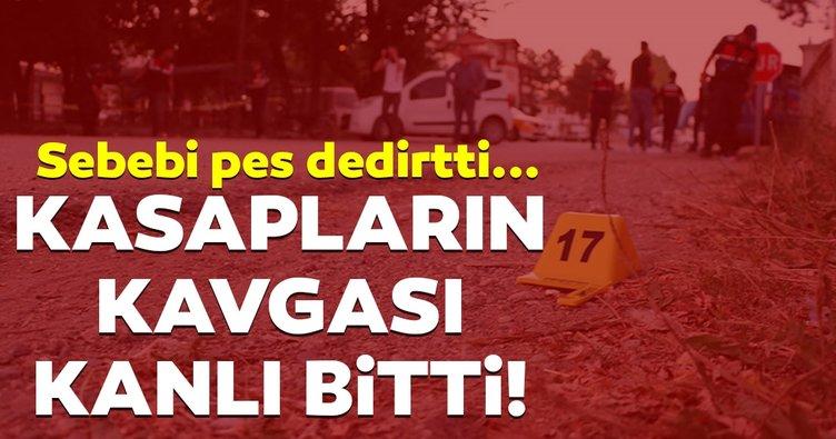 Kastamonu'da kasapların kıyma çekme kavgası: 4 yaralı