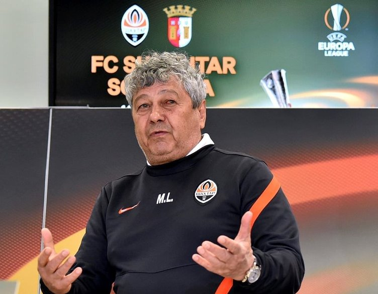 Lucescu yeniden Süper Lig'de