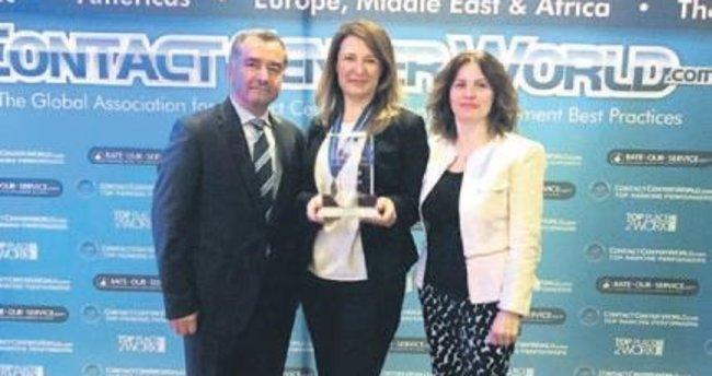 Türk Telekom'un iştirakine büyük ödül