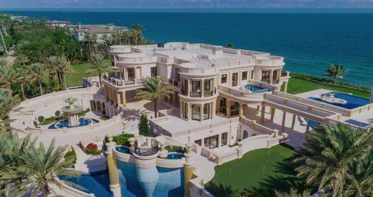 Atlantik kıyısındaki ultra lüks villa satılıyor