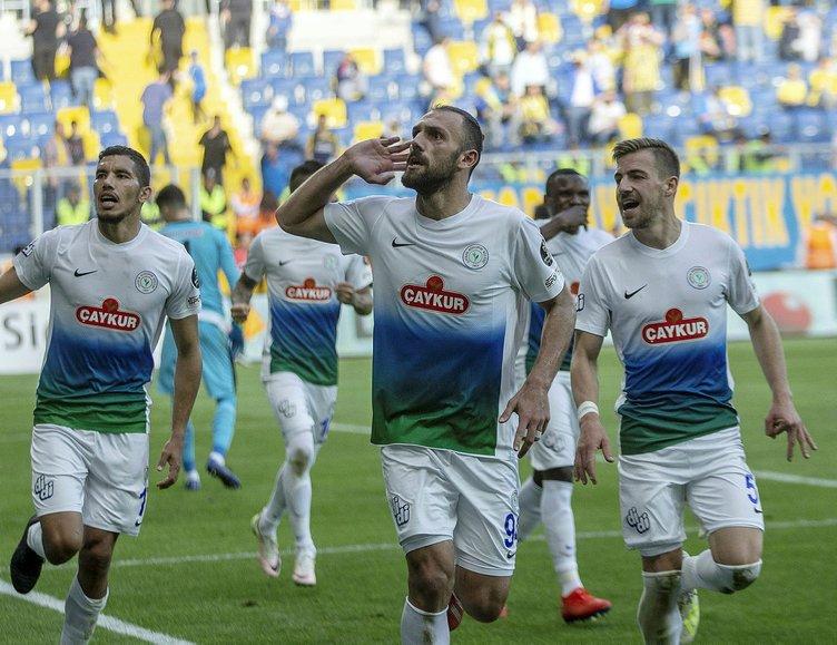 Son dakika Fenerbahçe transfer haberleri! Vedat Muriç transferinde Fenerbahçe'den son dakika atağı