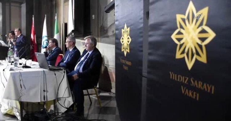 Göbeklitepe Roma'da tanıtıldı