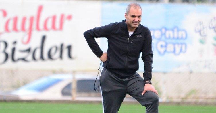 Erkan Sözeri: Giresunspor daha mücadeleci olacak