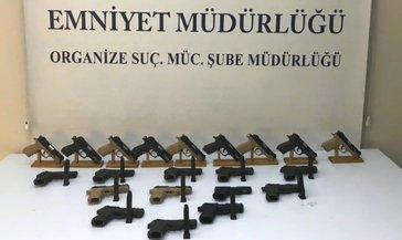 İstanbul'da yasadışı silah ticareti operasyonu! 2 tutuklama
